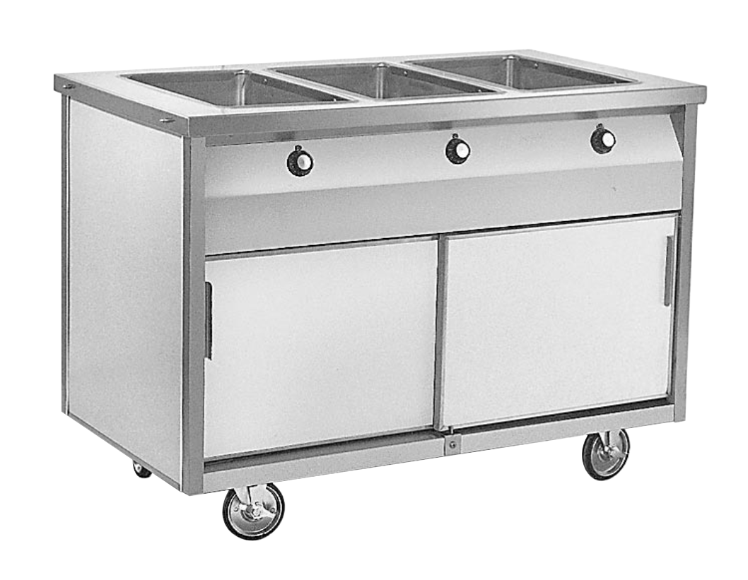 RanServe Heated Serving Stations